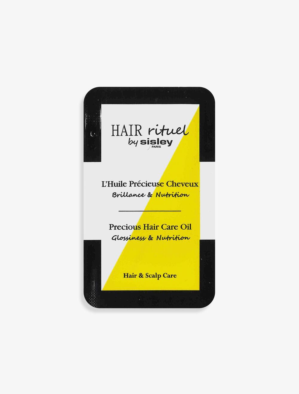 Huile Précieuse Cheveux Brillance et Nutrition 1 ml