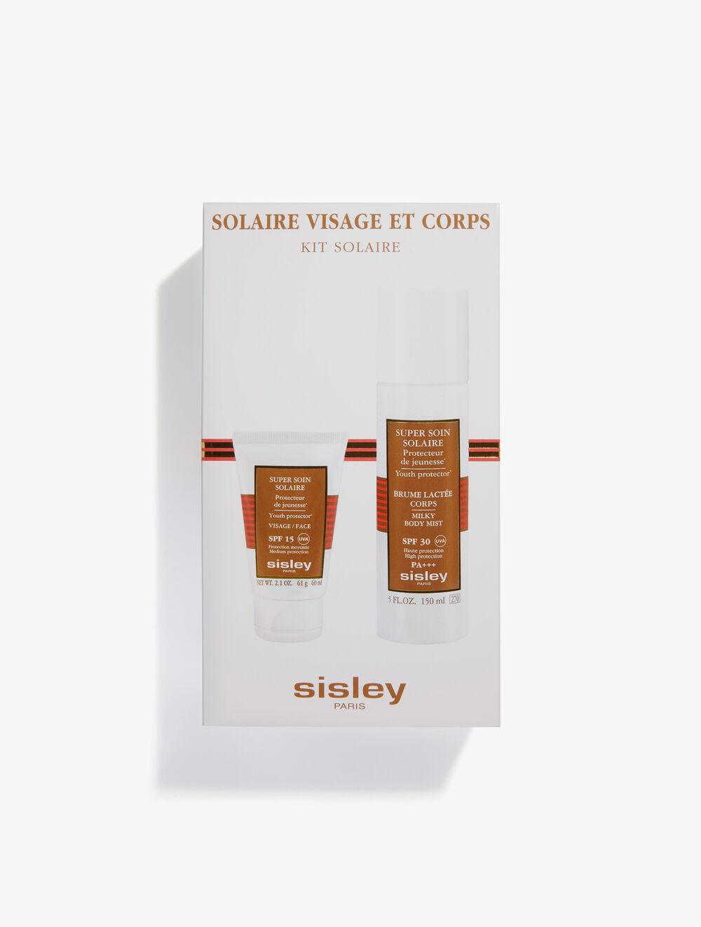 Kit Solaire Visage et Corps