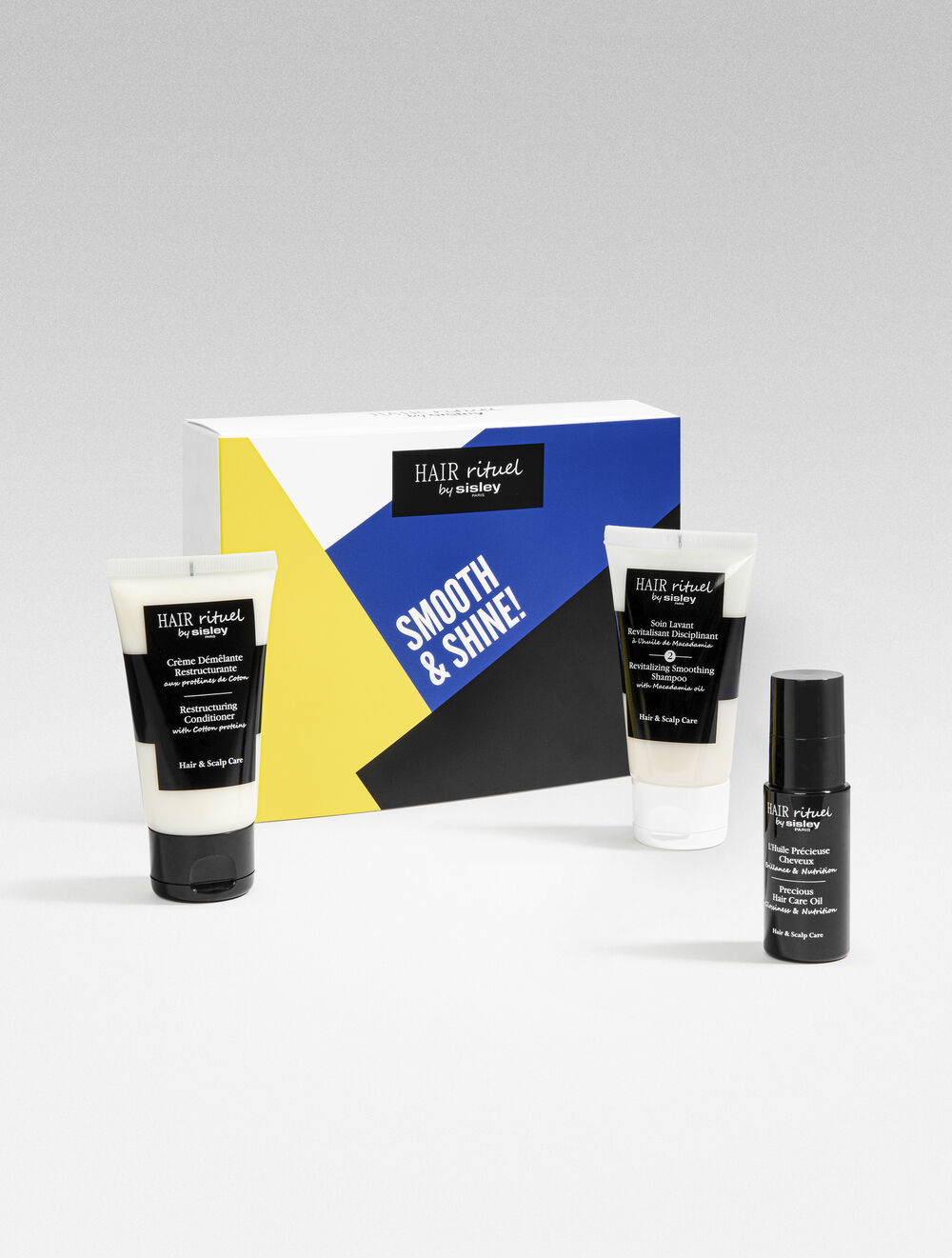 Hair Rituel Smooth & Shine Kit
