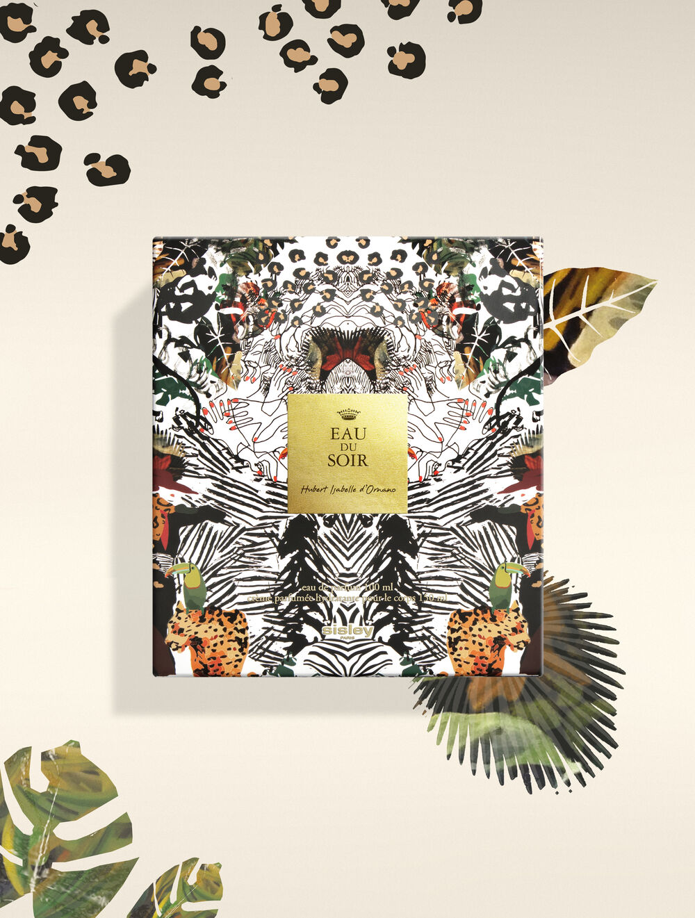 Coffret Eau du Soir Jungle 100ml