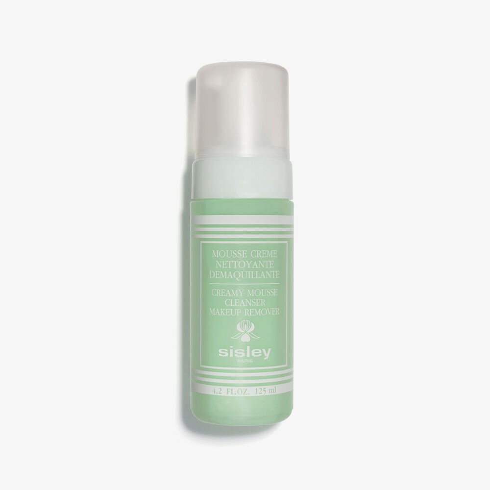 Creamy Mousse Cleanser and Make Up Remover