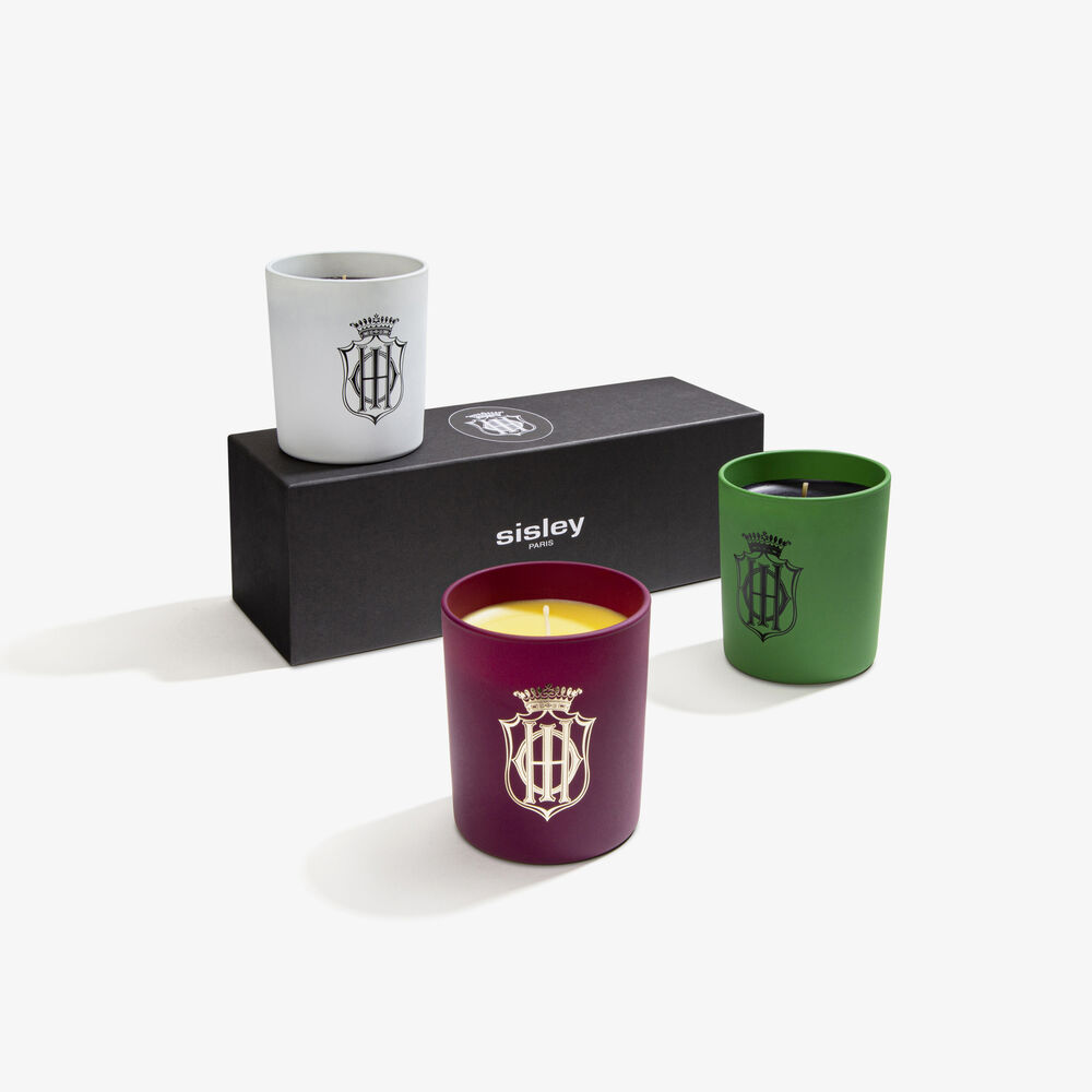 The Trio Candle Set