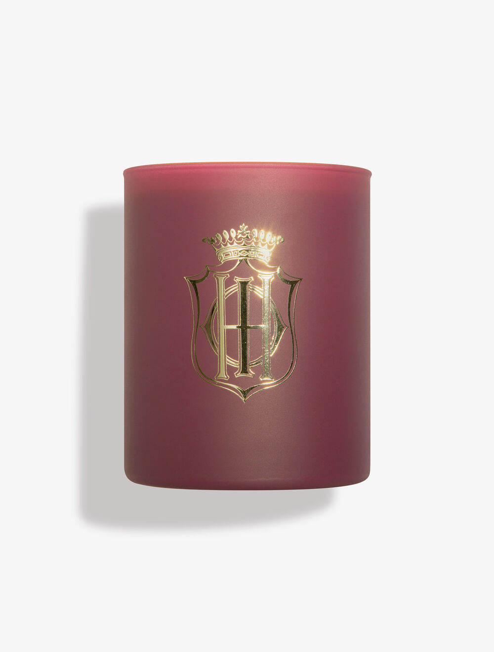 Rose giant scented candle