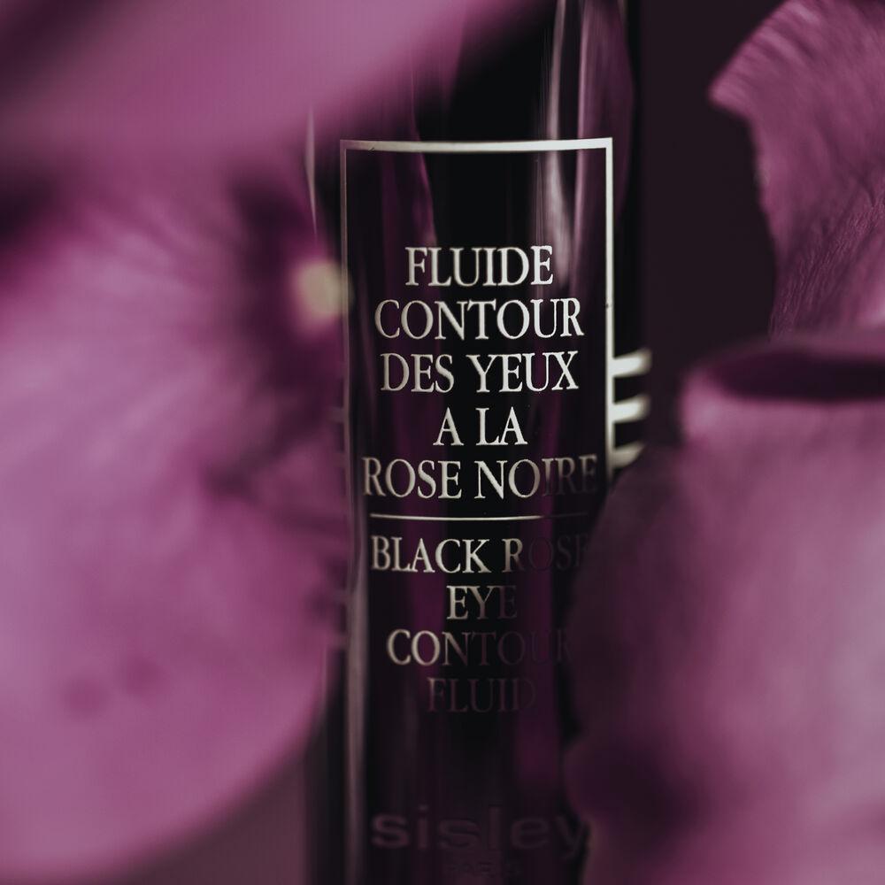 Black Rose Eye Contour Fluid