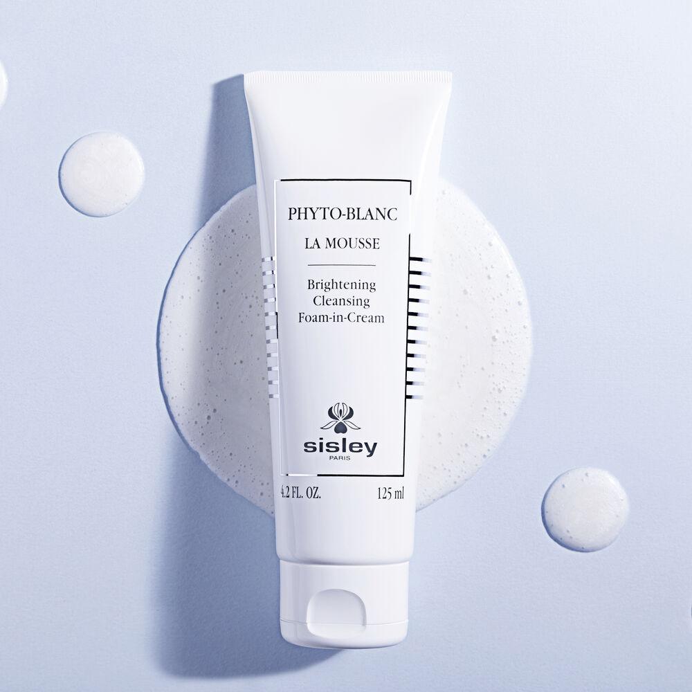 Phyto-Blanc La Mousse Brightening Cleansing Foam-in-Cream