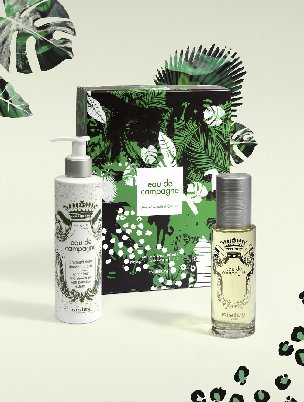 Coffret Eau de Campagne Jungle 100ml