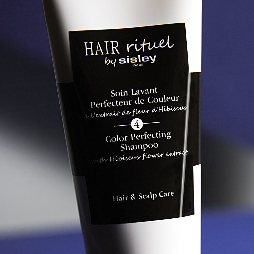 Color Perfecting Shampoo with Hibiscus flower extract