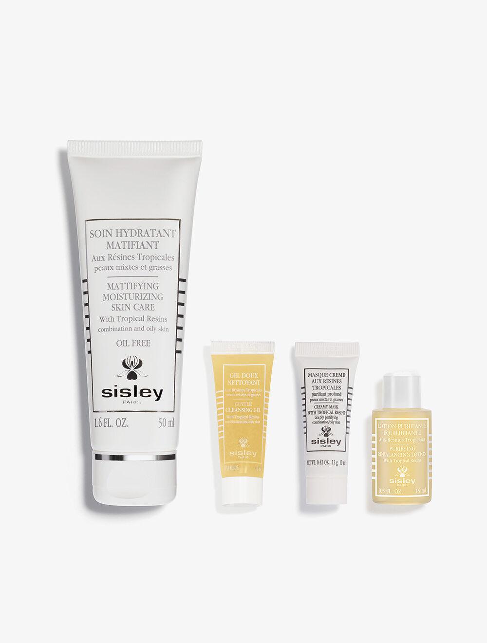 Mattifying Moisturizing Skin Care Discovery Program