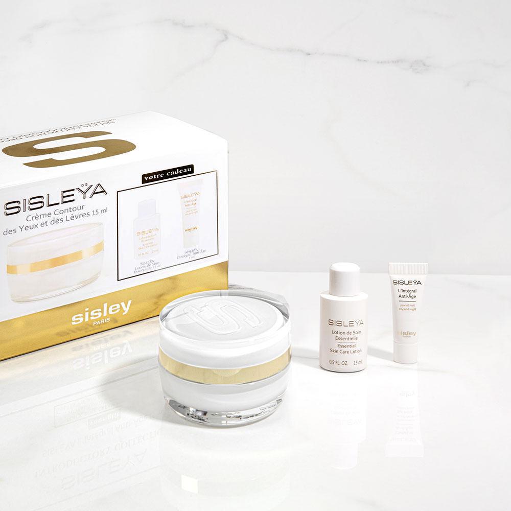 Sisleÿa L'Integral Eye & Lip Contour Cream Discovery Program