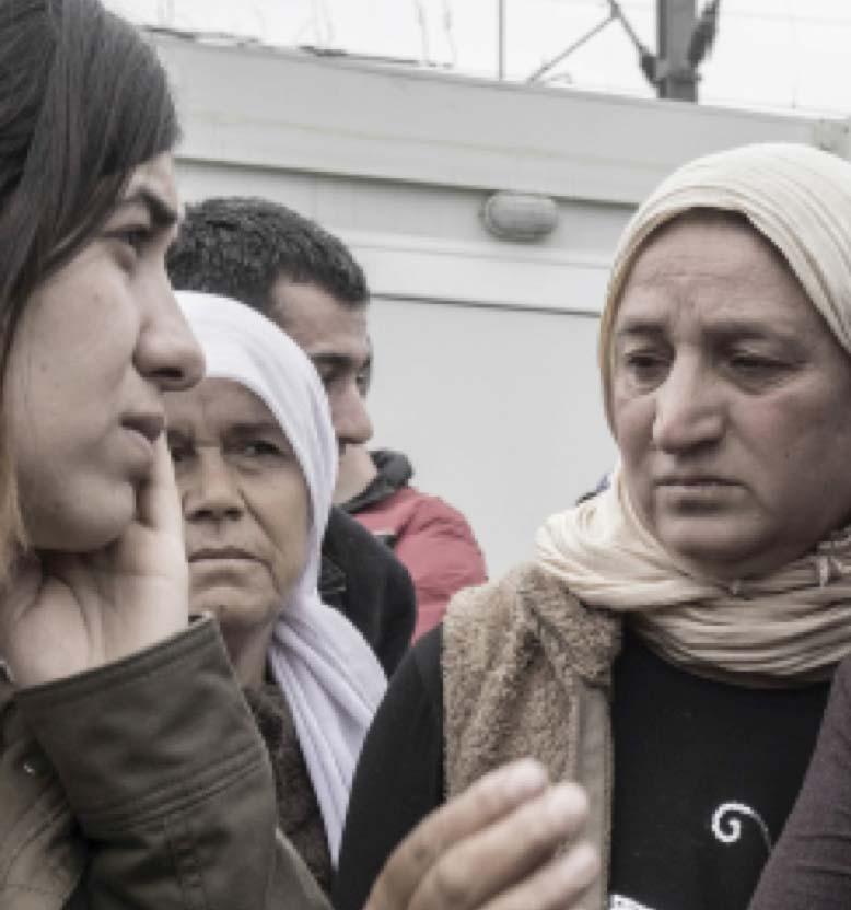 La Fondation Sisley soutient Nadia Murad, Prix Nobel de la Paix