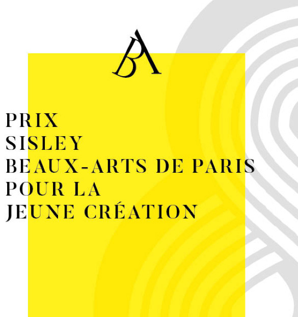 Prix Sisley Beaux-Arts de Paris pour la Jeune Création