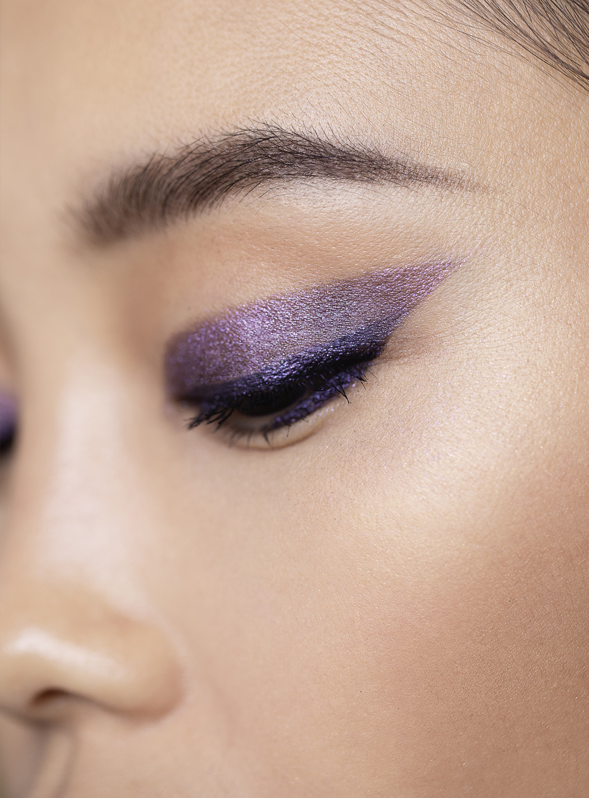 A glamorous look for an unforgettable evening
